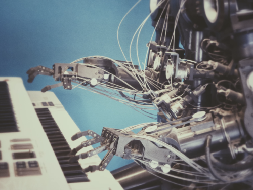 仕組み化ロボット